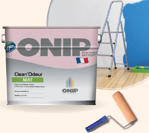 Clean Odeur La Peinture Qui Detruit Les Odeurs Seguret Decoration