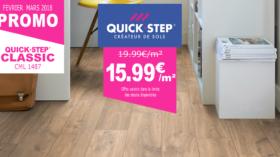 PROMO QUICK STEP CLASSIC