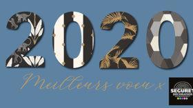Seguret Décoration vous souhaite une bonne année 2020
