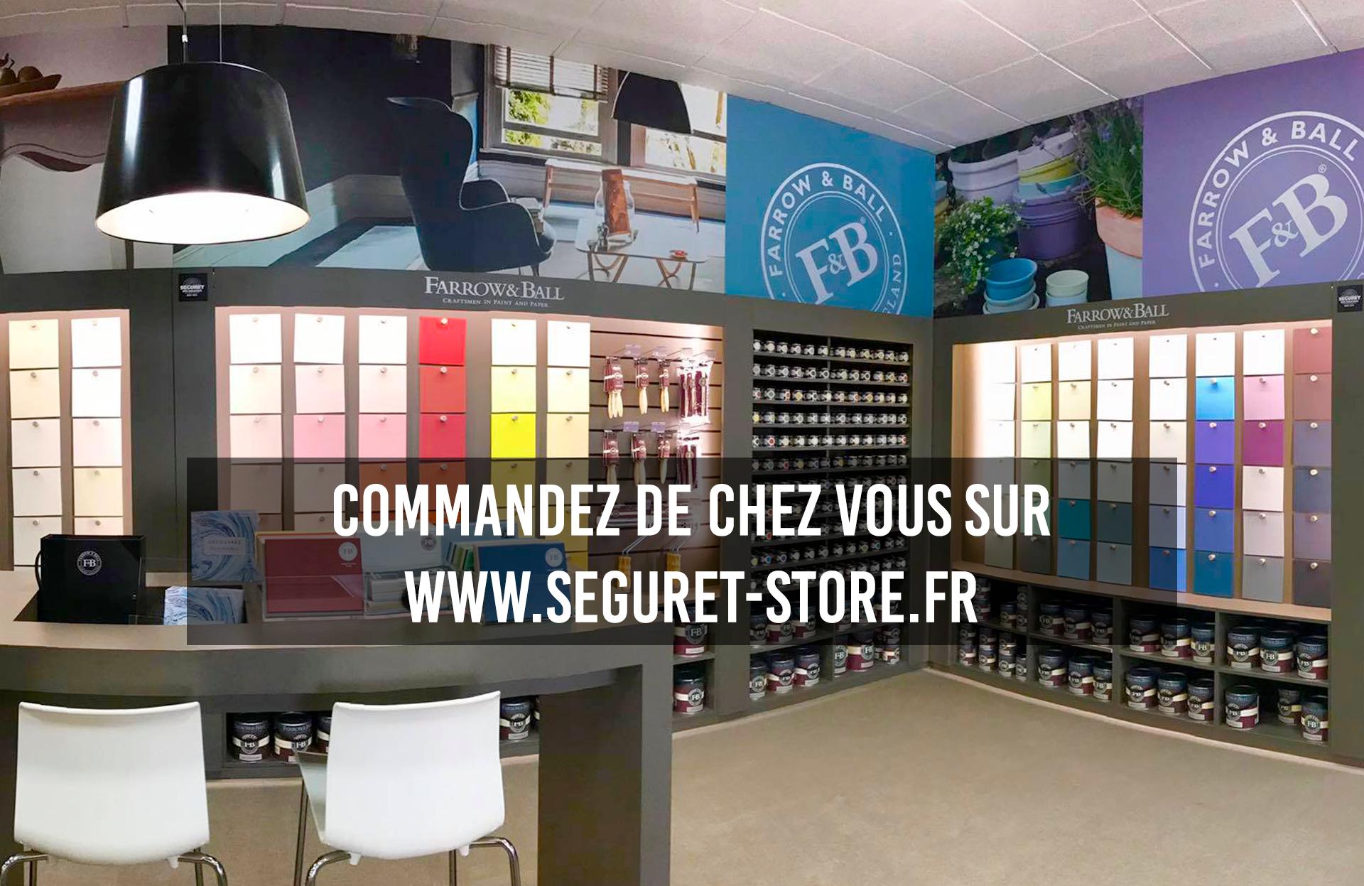 commandez sur seguret-store.fr